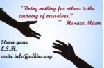 helping others