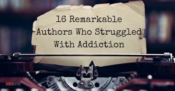 16-Authors-Who-Struggled-With-Addiction